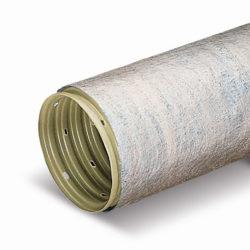 Труба дренажная ПВХ 160 с геотекстильным волокном