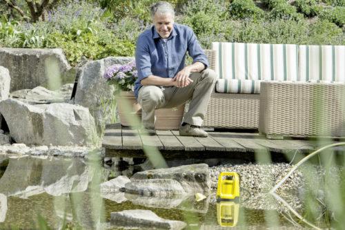 Насос дренажный для грязной воды KARCHER SP 5 Dirt