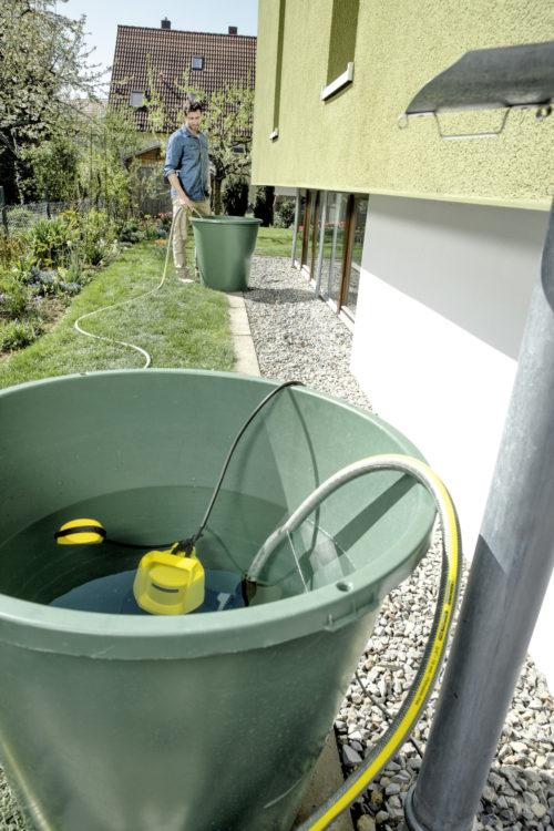 Насос дренажный для грязной воды KARCHER SP 3 Dirt
