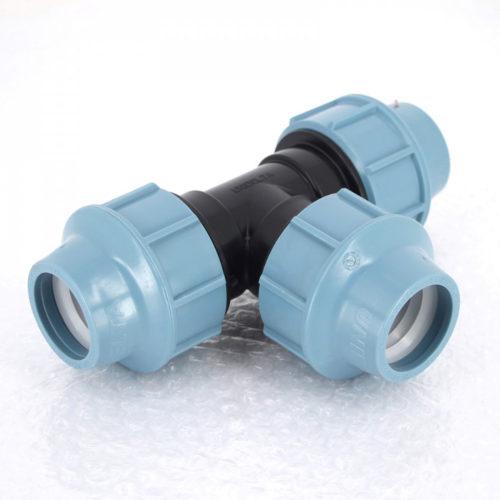 Тройник пластиковый DN50х50х50