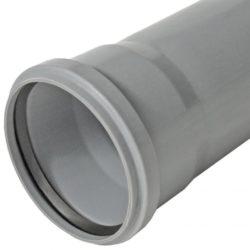 Труба PP для внутренней канализации DN50x1,8x1000