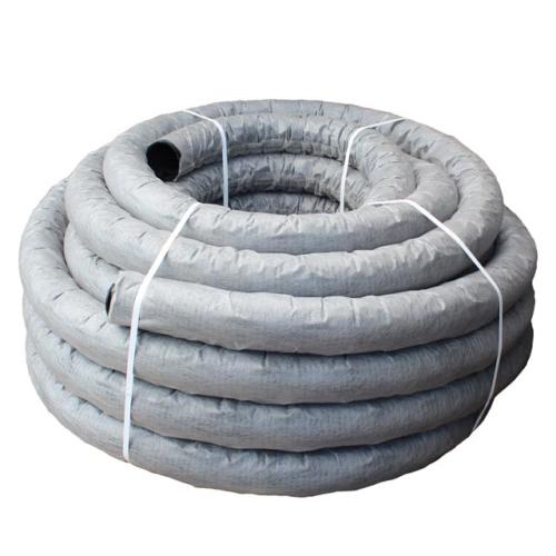 Труба дренажная ПВХ 100/110 с геотекстильным волокном