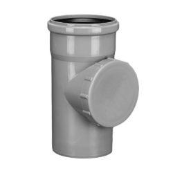 Ревизия ПВХ DN110 (внутренняя канализация)